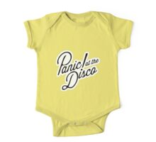 panic at the disco One Piece - Short Sleeve