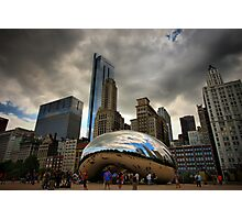 Chicago Bean Photographic Print