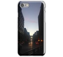 Downtown Milwaukee iPhone Case/Skin