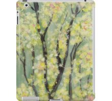 Pompom Mimosa from Amphai iPad Case/Skin