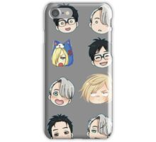 yuri on ice iPhone Case/Skin