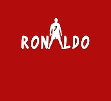 The Word is Ronaldo by gruffyjustice