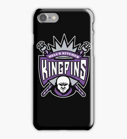 Kingpins iPhone Case/Skin