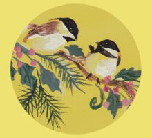 Chickadees from Amphai Kids Clothes
