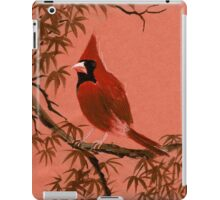 Red Cardinal from Amphai iPad Case/Skin