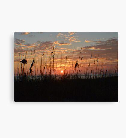Sunset Serenity Canvas Print