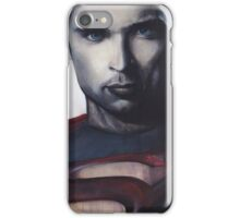 Smallville Savior  iPhone Case/Skin