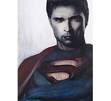 Smallville Savior  Photographic Print