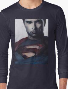 Smallville Savior  Long Sleeve T-Shirt