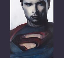 Smallville Savior  Unisex T-Shirt