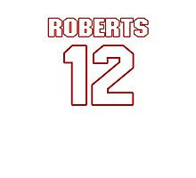 NFL Player Andre Roberts twelve 12 Photographic Print