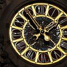 Classic Clock, New York City by lenspiro