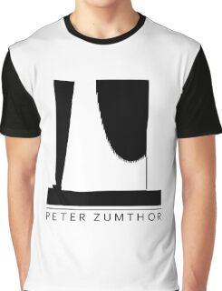 Bruder Klaus Logo - Zumthor Graphic T-Shirt