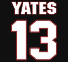 NFL Player T.J. Yates thirteen 13 by imsport