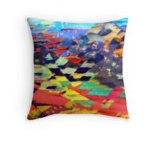 Dressed Up Throw Pillow