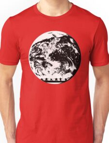Earth need more peace Unisex T-Shirt