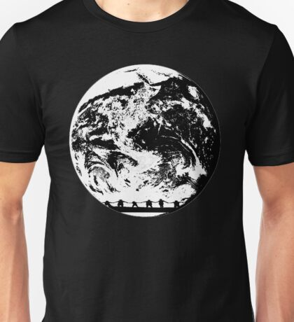 Earth need more peace Unisex T-Shirt