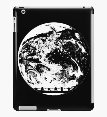 Earth need more peace iPad Case/Skin