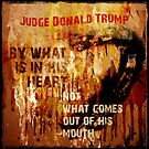 Judge Donald Trump .2 by Alex Preiss