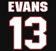 NFL Player Mike Evans thirteen 13 by imsport