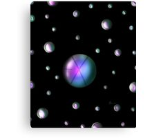 Exo Kpop Black Pearl Canvas Print