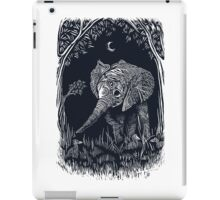 night stroller iPad Case/Skin