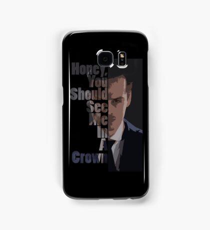 In a Crown Samsung Galaxy Case/Skin