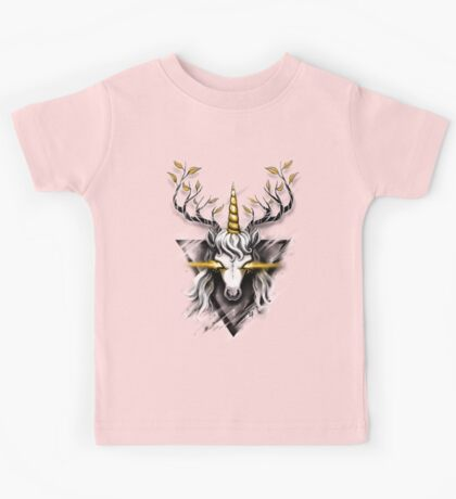Deer Unicorn Kids Clothes