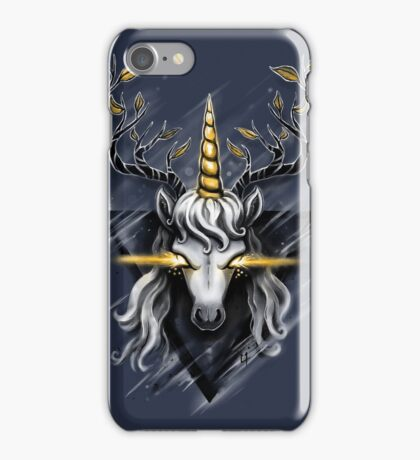Deer Unicorn iPhone Case/Skin
