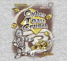 Cyber Toast Crunch Kids Clothes