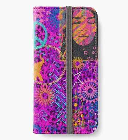 Boho Rock iPhone Wallet/Case/Skin