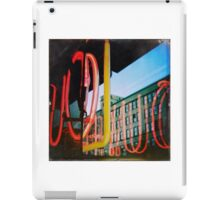 Neon iPad Case/Skin
