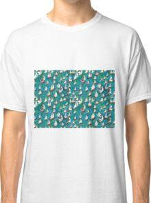 Sailing Boat Races harbour Classic T-Shirt