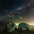 Galaxy from Granite Island by pablosvista2