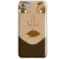 oh honey, now girl. iPhone Case/Skin