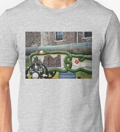 Formidible Battlefield Weapon Unisex T-Shirt