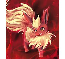 Inferno :: Flareon Photographic Print