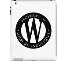 Wilford Industries iPad Case/Skin