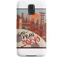 Big hero 6 Samsung Galaxy Case/Skin