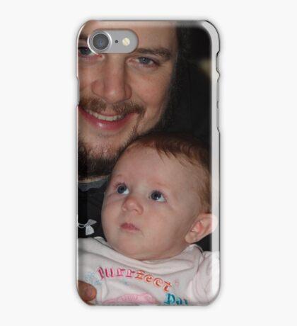 Daddy's little girl iPhone Case/Skin