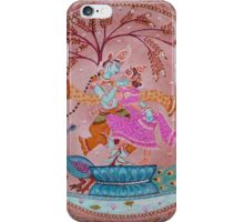 Radha-Krshna Eternal Love iPhone Case/Skin