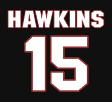 NFL Player Lavelle Hawkins fifteen 15 by imsport