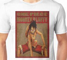 anime - luffy Unisex T-Shirt
