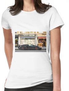 Aventador SV LP750-4 Womens Fitted T-Shirt
