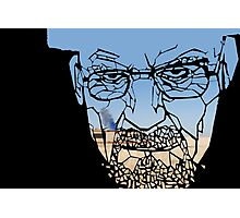 Breaking Bad- Shattered Trailer Photographic Print