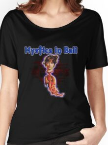 Mystics in Bali - Cult Movie T-Shirt Women's Relaxed Fit T-Shirt