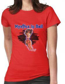 Mystics in Bali - Cult Movie T-Shirt Womens Fitted T-Shirt