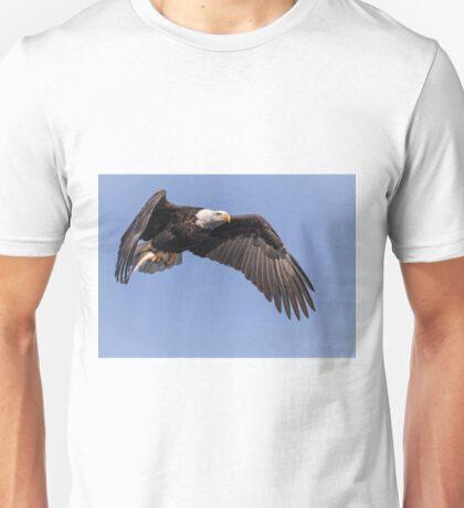 American Bald Eagle 2017-12 Unisex T-Shirt
