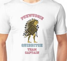 Pukwudgie Quidditch Team Captain Unisex T-Shirt
