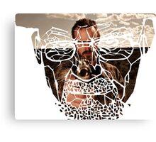 Breaking Bad- Jesse Pinkman Inside Heisenberg Canvas Print